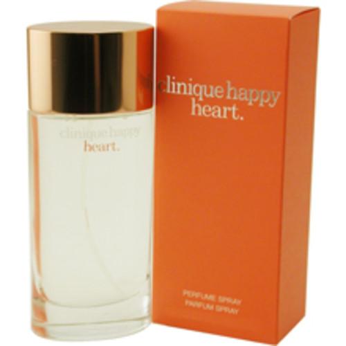 Clinique Happy Heart Perfume Spray for Women - 1.7oz.