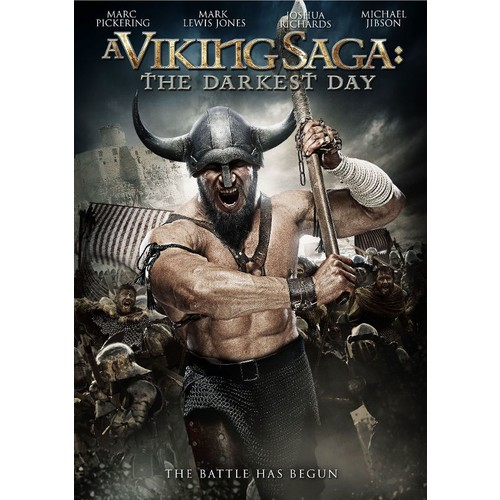A Viking Saga: The Darkest Day [DVD] [2012]