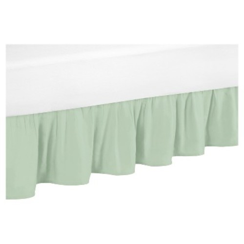 Mint Bed Skirt - Sweet Jojo Designs