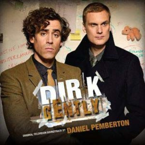 Dirk Gently [Original Television Soundtrack] By Daniel Pemberton (Audio CD)