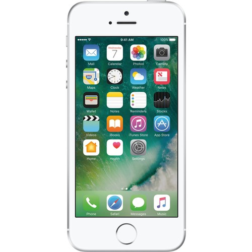 Verizon Prepaid - Apple iPhone SE 32GB - Silver