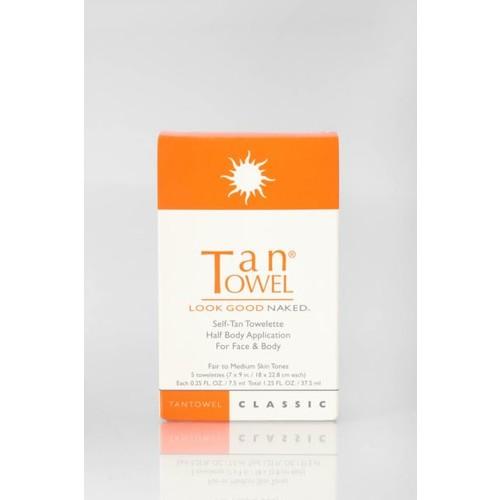 Tan Towel Self-Tan Towelettes
