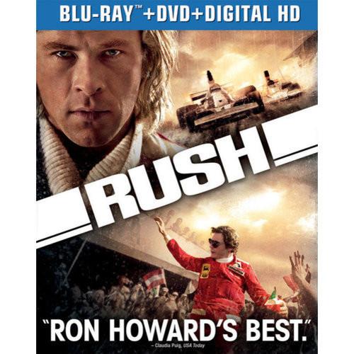 UNIVERSAL STUDIOS HOME ENTERT. Rush (Blu-ray + DVD)