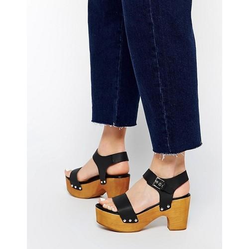 Truffle Collection Winnie Strap Flatform Sandals