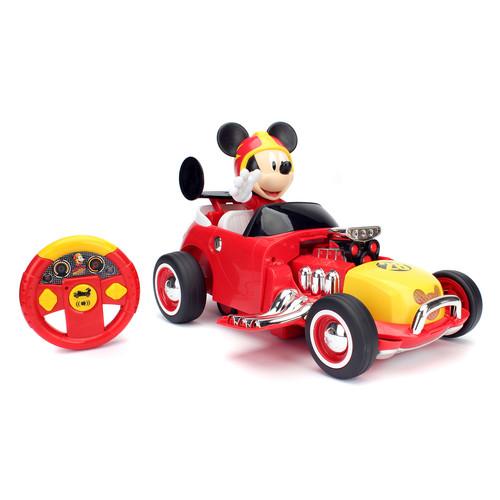 Disney Remote Control Mickey Transforming Roadster Racer