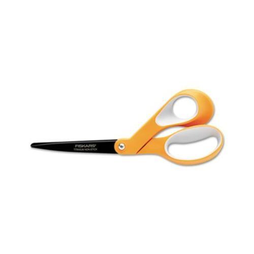Fiskars Premier Non-Stick Titanium Softgrip Scissors FSK01005390