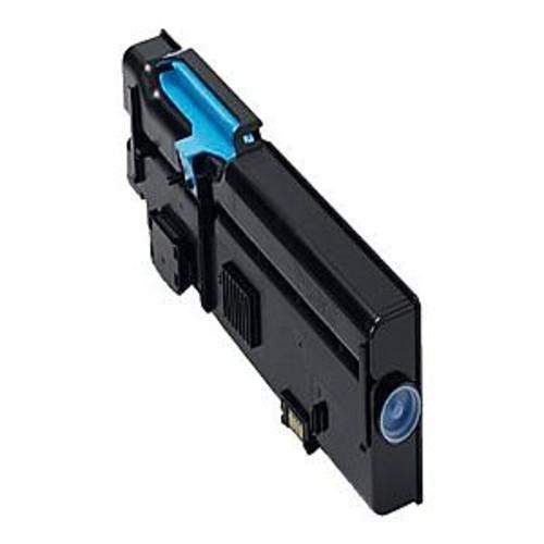 Dell - Cyan - original - toner cartridge - for Color Multifunction Printer C2665; Multifunction Color Laser Printer C2660, C2665 - V1620