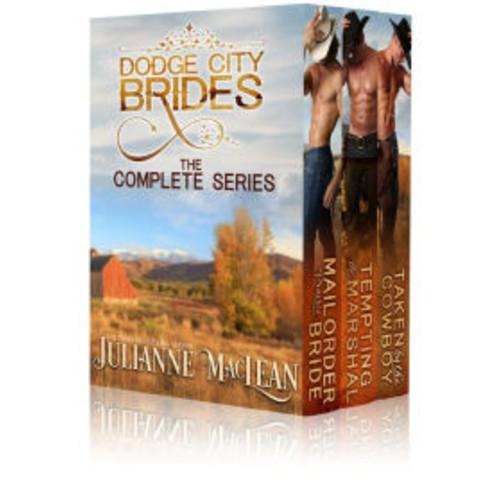 Dodge City Brides Boxed Set (The Complete Series)