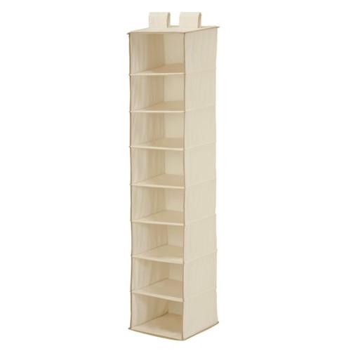 Honey-Can-Do 8-Shelf Hanging Vertical Closet Organizer, 54