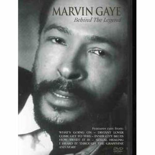 Marvin Gaye: Behind the Legend DD2