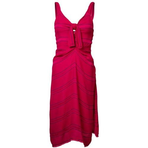 PROENZA SCHOULER Fine-Stripe Day Dress