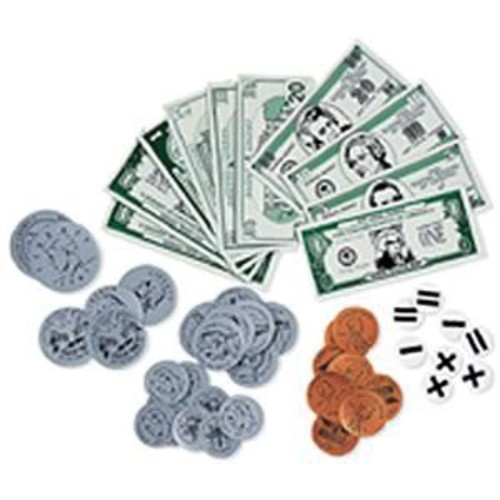 Learning Resources Magnetic Money, 54/Set