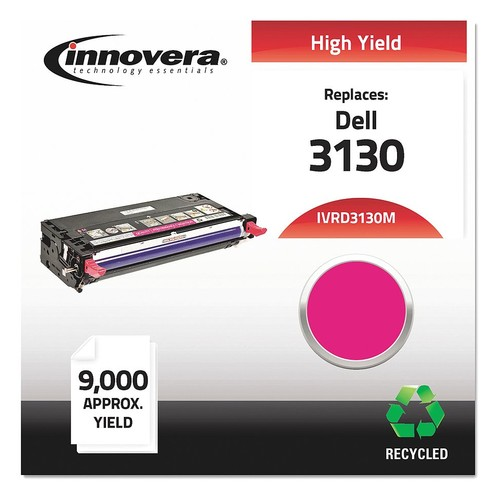 Dell Toner Cartridge, No. 3130, Magenta