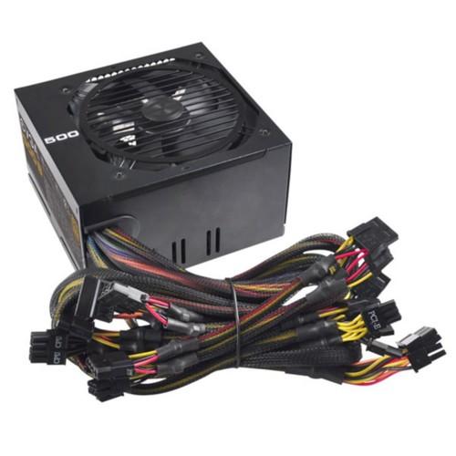 EVGA Corporation 80 Plus Bronze Power Supply, 500W