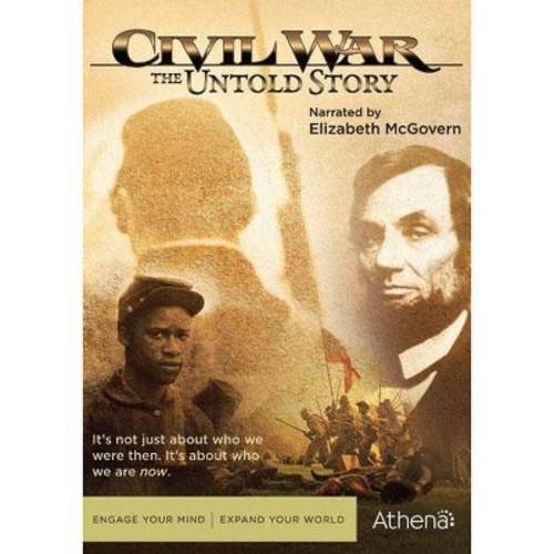 Civil War: The Untold Story [2 Discs] [DVD] [2014]