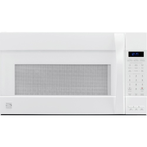 Kenmore Elite 80372 1.8 cu. ft. Over-the-Range Convection Microwave - White
