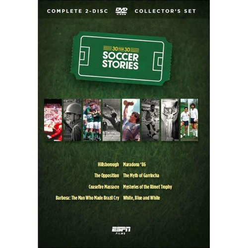 ESPN Films 30 for 30: Soccer Stories [2 Discs] [DVD]