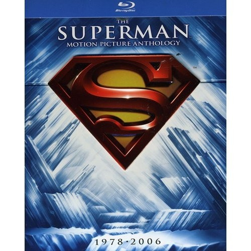 The Superman Motion Picture Anthology 1978-2006 [8 Discs] [With Green Lantern Movie Cash] [Blu-Ray]