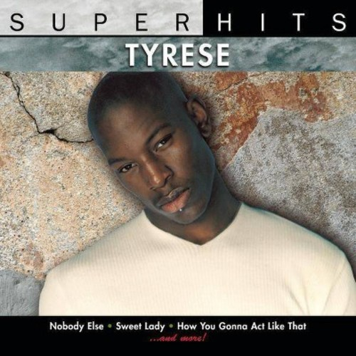 Tyrese - Super hits (CD)