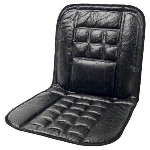 Wagan Genuine Leather Lumbar Cushion