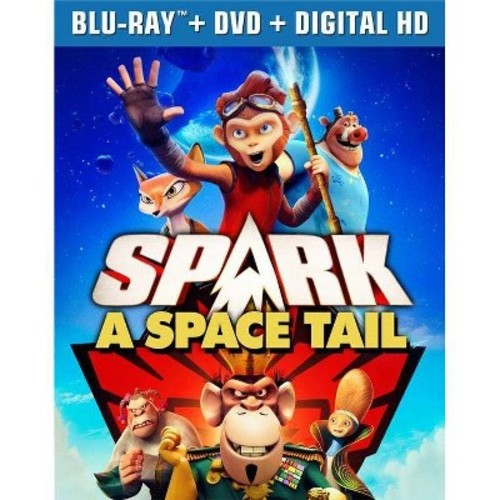 Spark: A Space Tail [Blu-Ray] [DVD] [Digital HD]