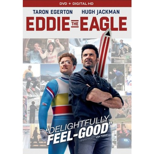 Eddie the Eagle DVD (DVD/Digital HD)