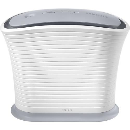 HoMedics - Console Air Purifier - White