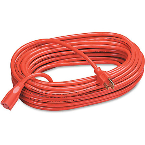 Fellowes Heavy Duty Indoor/Outdoor 50' Extension Cord