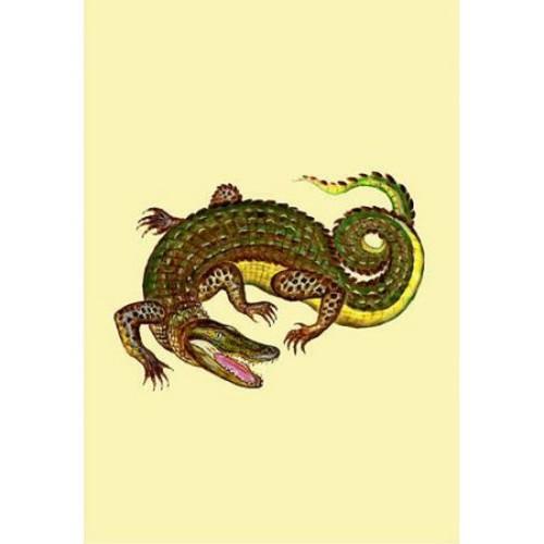 Alligator Vertical Flag, 12
