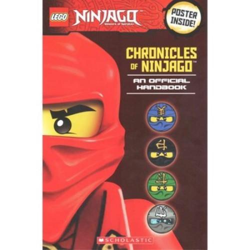 Lego Ninjago: Chronicles of Ninjago: An Official Handbook (Lego Ninjago) (Paperback)