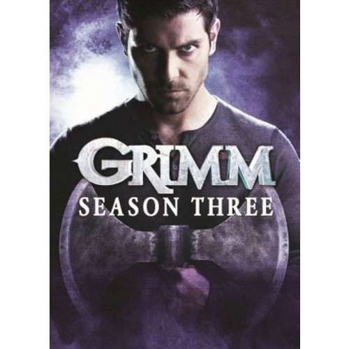 Grimm: Season Three [5 Discs]