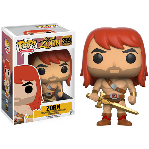 Funko POP Television: Son of Zorn Toy Figure