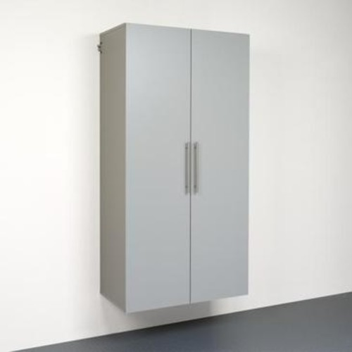 Prepac HangUps Garage Large Storage Cabinet