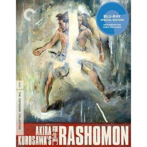 Criterion Collection Foreign Rashomon (Blu-ray Disc)