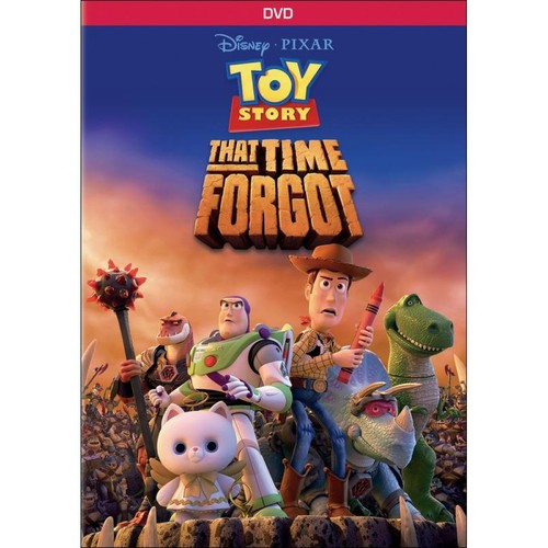 Toy Story That Time Forgot [DVD] [2014]