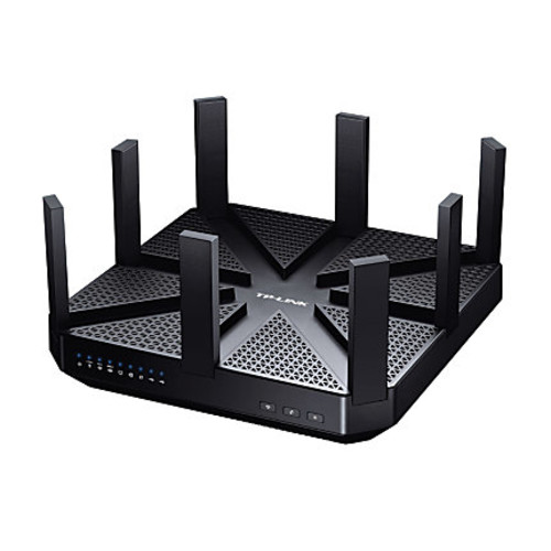 TP-LINK AC5400 MU-MIMO Tri-Band Gigabit Wireless Wi-Fi Router, Archer C5400