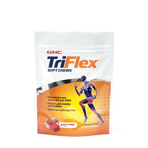 GNC TriFlex Soft Chews - Berry Creme