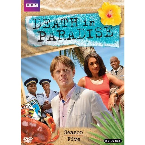 Death in Paradise: Season Five [2 Discs] [DVD]