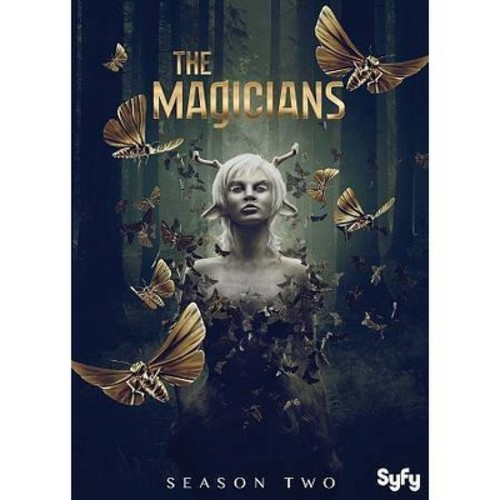 The Magicians: Season Two [4 Discs] [DVD]