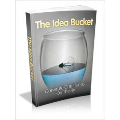 The Idea Bucket