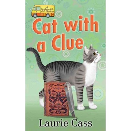 Cat with a Clue (Library) (Laurie Cass)