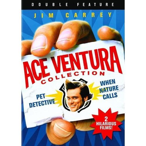 Ace Ventura: Pet Detective/Ace Ventura: When Nature Calls [DVD]