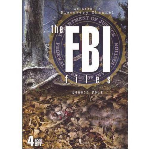 FBI Files: Season Four [4 Discs] [DVD]