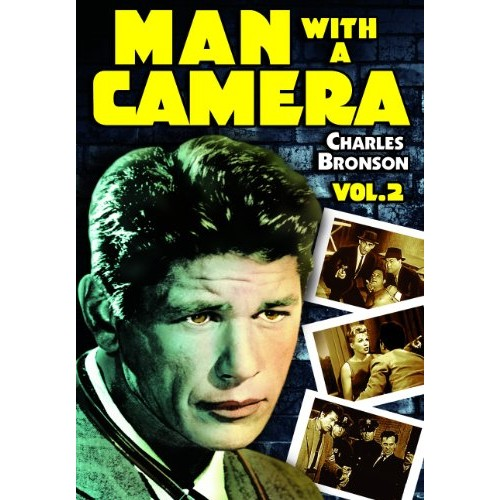 Man With A Camera, Volume 2: 4-Episode Collection
