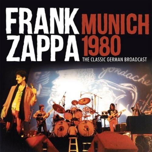 Frank Zappa - Munich 1980 (CD)