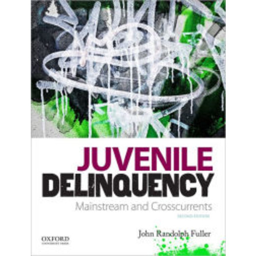 Juvenile Delinquency: Mainstream and Crosscurrents / Edition 2