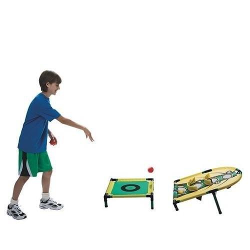 Rebound Skii Ball Game