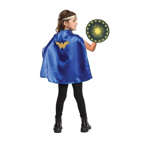 DC Comics Cape and Shield Hero Play - Wonder Woman