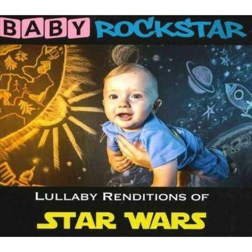 Baby rockstar - Lullaby renditions of star wars (Ost) (CD)