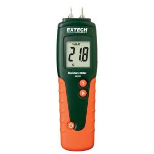 Extech Instruments Moisture Digital Meter with Probes
